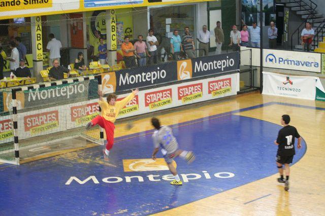 Fase Final CN 1ª Divisão Juvenis Masculinos - Belenenses : Espinho 53