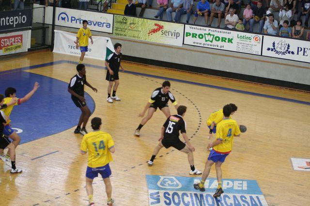 Fase Final CN 1ª Divisão Juvenis Masculinos - DF Holanda : ABC 14