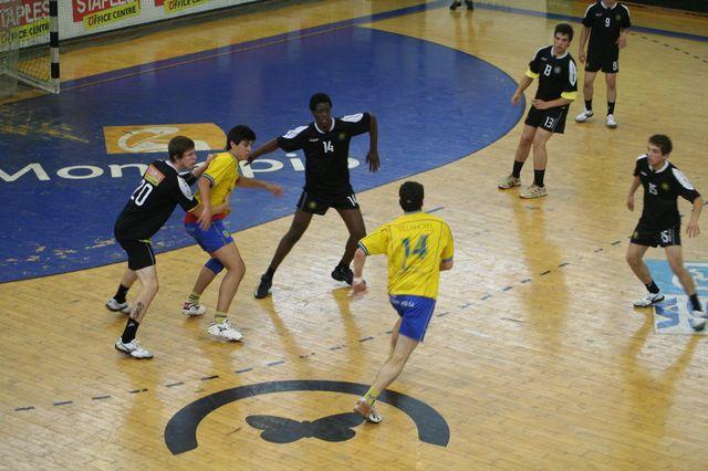 Fase Final CN 1ª Divisão Juvenis Masculinos - DF Holanda : ABC 12