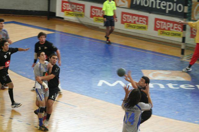 Fase Final CN 1ª Divisão Juvenis Masculinos - Belenenses : Espinho 24