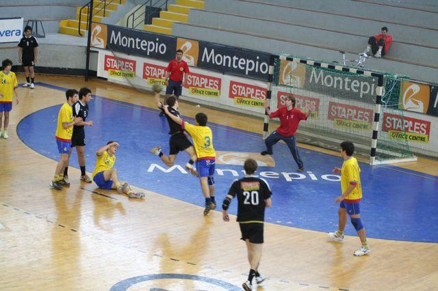 Fase Final CN 1ª Divisão Juvenis Masculinos - DF Holanda : ABC 7