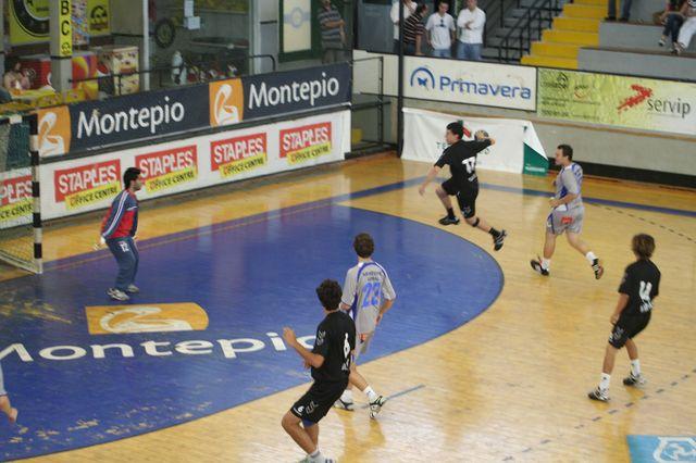 Fase Final CN 1ª Divisão Juvenis Masculinos - Belenenses : Espinho 4