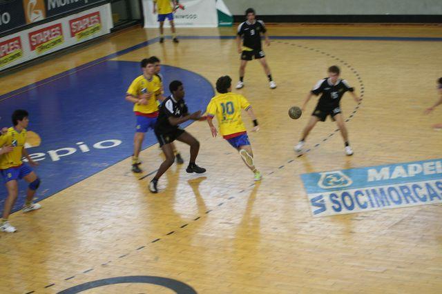 Fase Final CN 1ª Divisão Juvenis Masculinos - DF Holanda : ABC 31