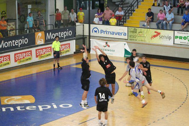 Fase Final CN 1ª Divisão Juvenis Masculinos - Belenenses : Espinho 58