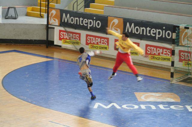 Fase Final CN 1ª Divisão Juvenis Masculinos - Belenenses : Espinho 29