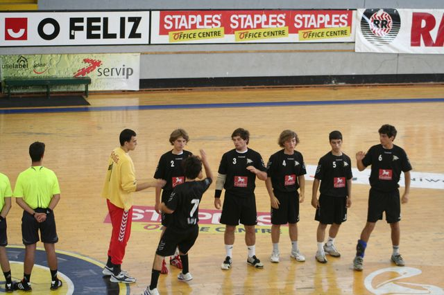 Fase Final CN 1ª Divisão Juvenis Masculinos - Belenenses : Espinho 2