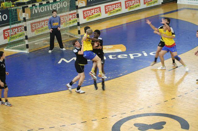 Fase Final CN 1ª Divisão Juvenis Masculinos - DF Holanda : ABC 29