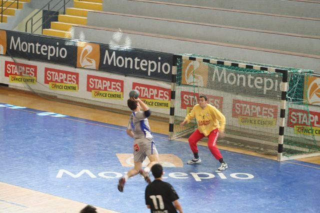 Fase Final CN 1ª Divisão Juvenis Masculinos - Belenenses : Espinho 10