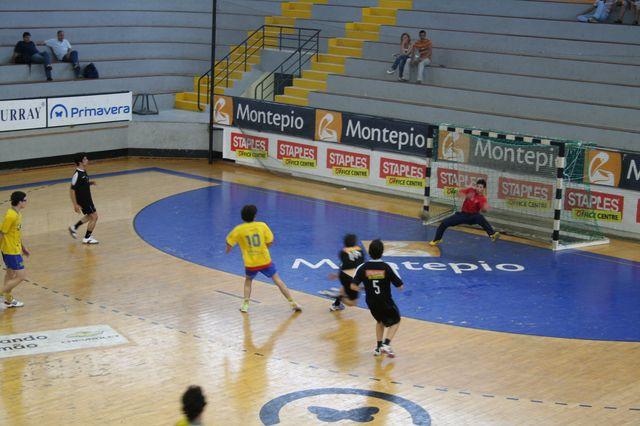 Fase Final CN 1ª Divisão Juvenis Masculinos - DF Holanda : ABC 37