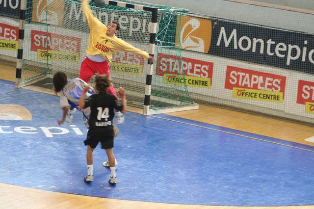 Fase Final CN 1ª Divisão Juvenis Masculinos - Belenenses : Espinho 16