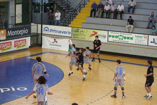 Fase Final CN 1ª Divisão Juvenis Masculinos - Belenenses : Espinho 22