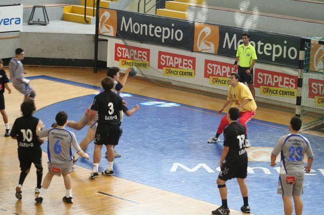 Fase Final CN 1ª Divisão Juvenis Masculinos - Belenenses : Espinho 6