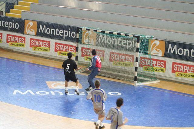 Fase Final CN 1ª Divisão Juvenis Masculinos - Belenenses : Espinho 40