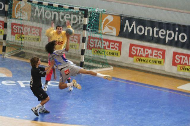 Fase Final CN 1ª Divisão Juvenis Masculinos - Belenenses : Espinho 15