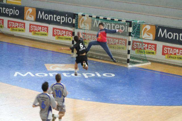 Fase Final CN 1ª Divisão Juvenis Masculinos - Belenenses : Espinho 38