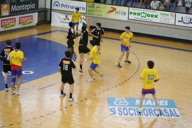 Fase Final CN 1ª Divisão Juvenis Masculinos - DF Holanda : ABC 5