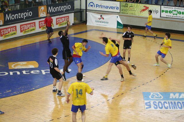 Fase Final CN 1ª Divisão Juvenis Masculinos - DF Holanda : ABC 27