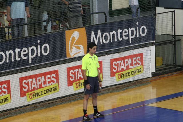 Fase Final CN 1ª Divisão Juvenis Masculinos - Belenenses : Espinho 20