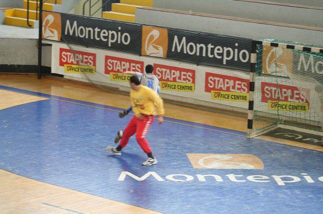 Fase Final CN 1ª Divisão Juvenis Masculinos - Belenenses : Espinho 30