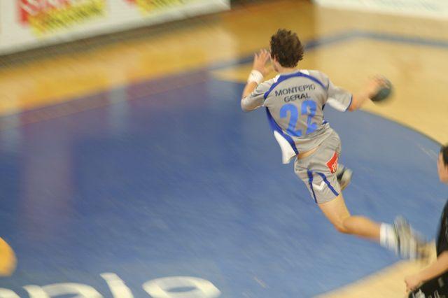 Fase Final CN 1ª Divisão Juvenis Masculinos - Belenenses : Espinho 33