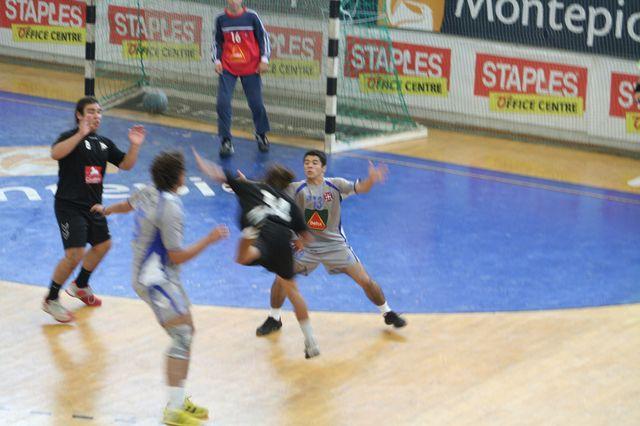 Fase Final CN 1ª Divisão Juvenis Masculinos - Belenenses : Espinho 59