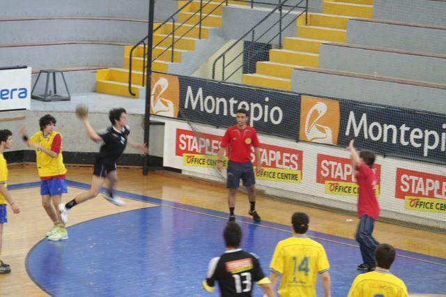 Fase Final CN 1ª Divisão Juvenis Masculinos - DF Holanda : ABC 2