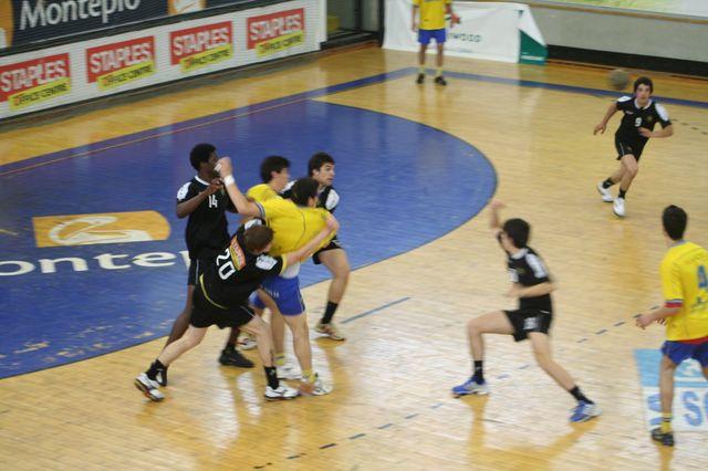Fase Final CN 1ª Divisão Juvenis Masculinos - DF Holanda : ABC 8