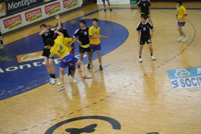 Fase Final CN 1ª Divisão Juvenis Masculinos - DF Holanda : ABC 32