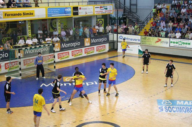 Fase Final CN 1ª Divisão Juvenis Masculinos - DF Holanda : ABC 35