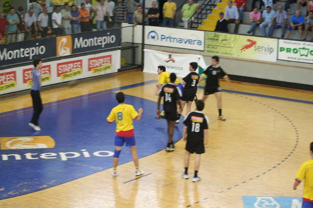 Fase Final CN 1ª Divisão Juvenis Masculinos - DF Holanda : ABC 10