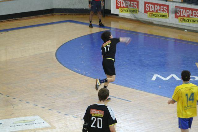 Fase Final CN 1ª Divisão Juvenis Masculinos - DF Holanda : ABC 18