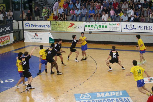 Fase Final CN 1ª Divisão Juvenis Masculinos - DF Holanda : ABC 23