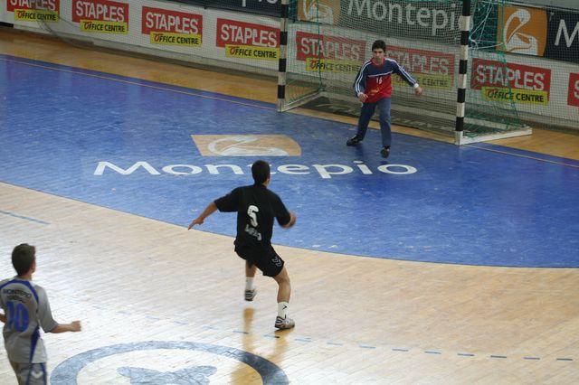 Fase Final CN 1ª Divisão Juvenis Masculinos - Belenenses : Espinho 36