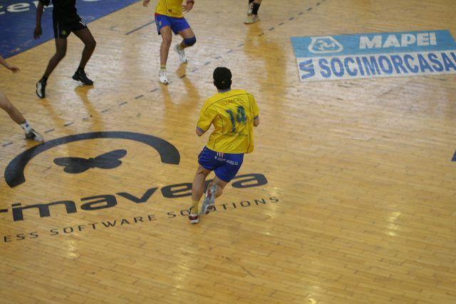 Fase Final CN 1ª Divisão Juvenis Masculinos - DF Holanda : ABC 25