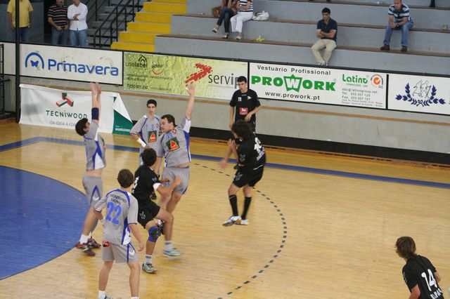 Fase Final CN 1ª Divisão Juvenis Masculinos - Belenenses : Espinho 12