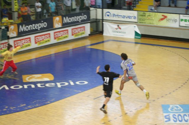 Fase Final CN 1ª Divisão Juvenis Masculinos - Belenenses : Espinho 51