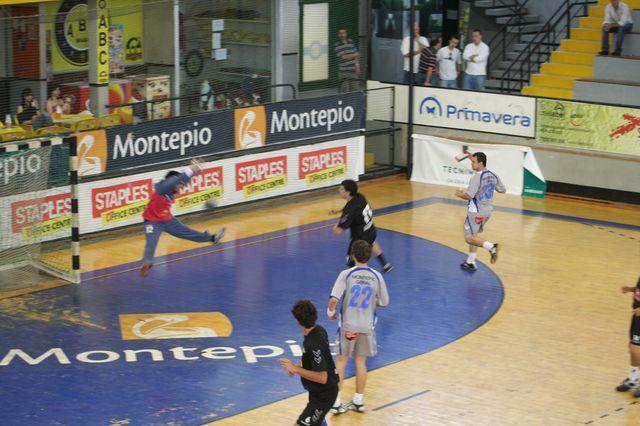 Fase Final CN 1ª Divisão Juvenis Masculinos - Belenenses : Espinho 5