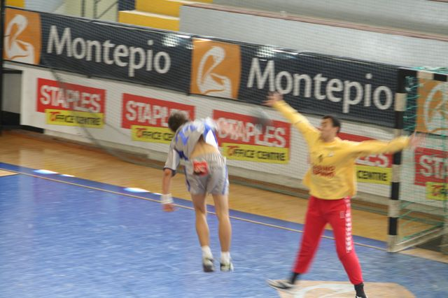 Fase Final CN 1ª Divisão Juvenis Masculinos - Belenenses : Espinho 17