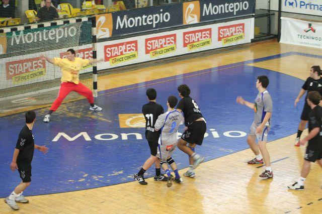 Fase Final CN 1ª Divisão Juvenis Masculinos - Belenenses : Espinho 43