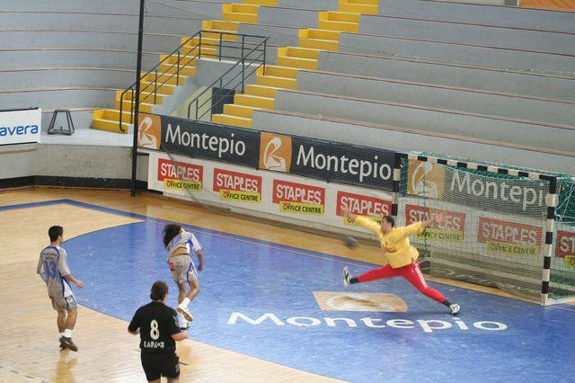 Fase Final CN 1ª Divisão Juvenis Masculinos - Belenenses : Espinho 27