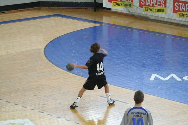 Fase Final CN 1ª Divisão Juvenis Masculinos - Belenenses : Espinho 48