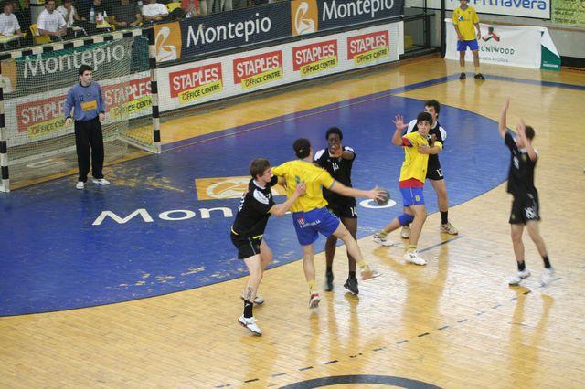 Fase Final CN 1ª Divisão Juvenis Masculinos - DF Holanda : ABC 16