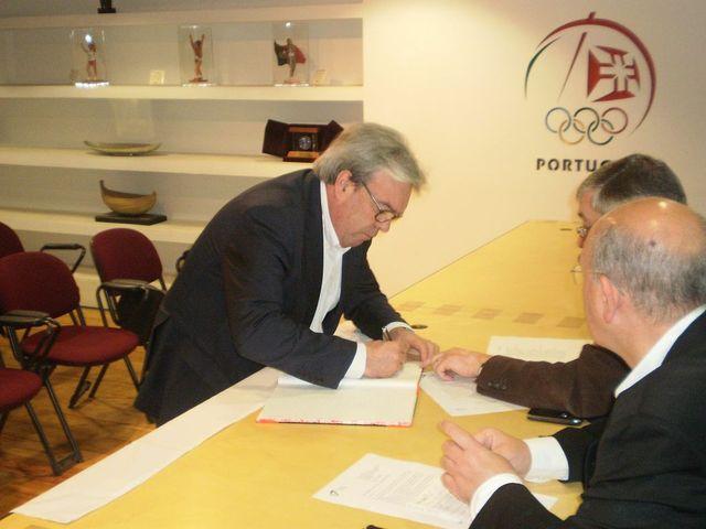 José Carlos Correia (ANCANP) - Tomada de Posse do Conselho Consultivo - 13.04.13