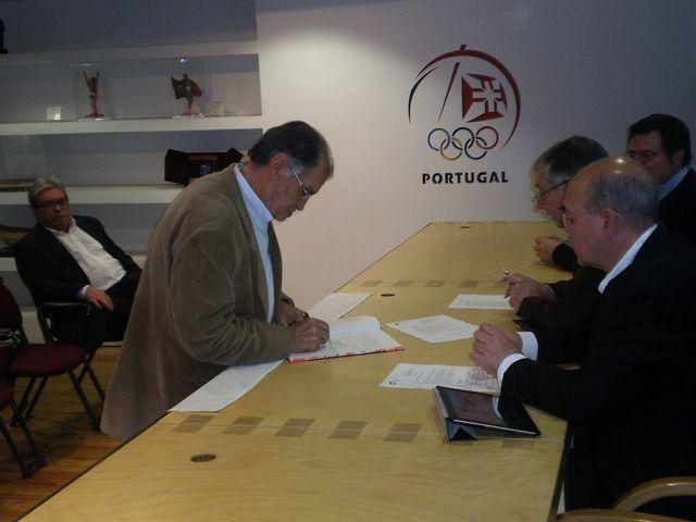 Ângelo Pintado - Tomada de Posse do Conselho Consultivo - 13.04.13