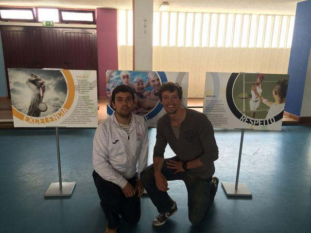 Escola Básica Manuel Teixeira Gomes - Programa Educação Olímpica