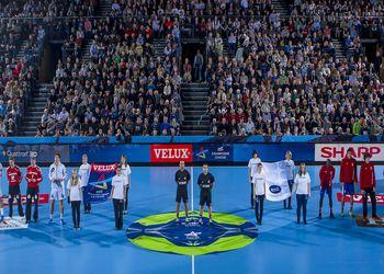 Ivan Caçador / Eurico Nicolau - EHF Velux Champions League