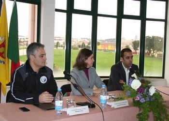 Conferência de Imprensa jogo Portugal-Bósnia - 2
