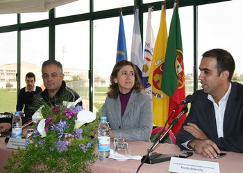 Conferência de Imprensa apresentação Portugal-Bósnia 1
