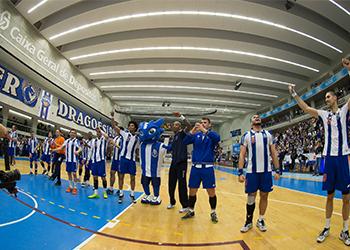 Campeonato Andebol 1 - FC Porto x Sporting CP - Fase Final - Grupo A - 3ª Jornada