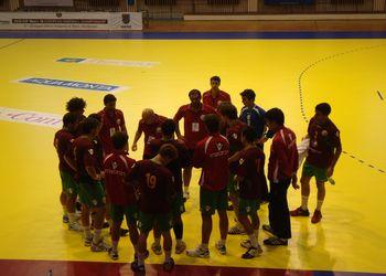 Portugal : Rep. Checa - Campeonato Europeu Sub-18 Montenegro 2010